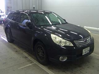 SUBARU OUTBACK 2.5I L PACKAGE 4WD  с аукциона в Японии