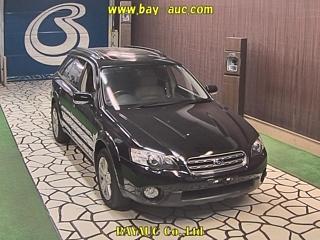 SUBARU OUTBACK 4WD 3.0R IVORY  ION  с аукциона в Японии