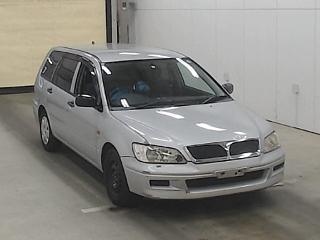 MITSUBISHI LANCER TS  с аукциона в Японии