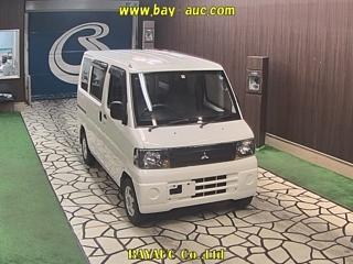 MITSUBISHI MINICAB UNKNOWN van с аукциона в Японии