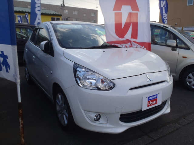 Buy used MITSUBISHI MIRAGE at Japanese auctions