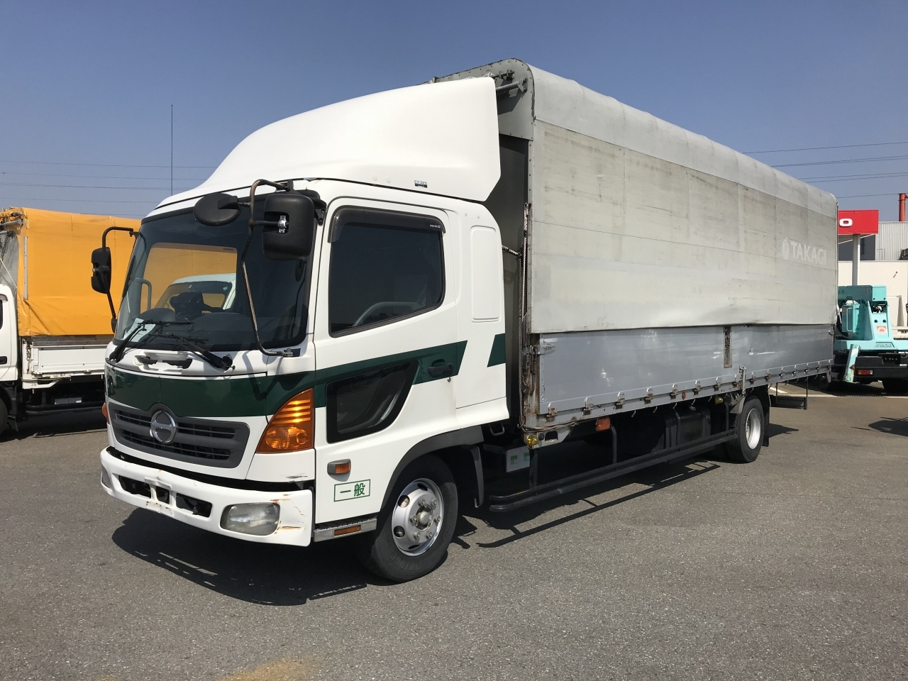 Buy used HINO RANGER at Japanese auctions