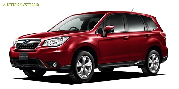 SUBARU FORESTER 2 0I L EYE SIGHT
