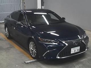 LEXUS ES レクサス ES 300h Version L с аукциона в Японии