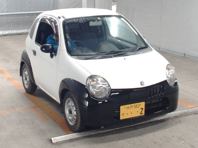 Buy used SUZUKI TWIN at Japanese auctions