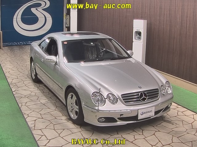 Buy used MERCEDES BENZ CL at Japanese auctions