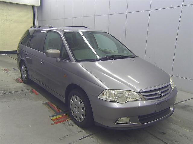 Buy used HONDA ODYSSEY at Japanese auctions