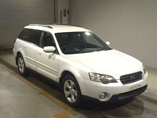SUBARU OUTBACK 2.5I S STYLE 4WD  с аукциона в Японии