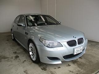 BMW M5 SMG3  с аукциона в Японии
