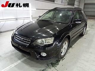 SUBARU OUTBACK 2.5I IVORY  ION  с аукциона в Японии