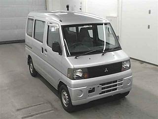MITSUBISHI MINICAB CD AWD 4WD van с аукциона в Японии