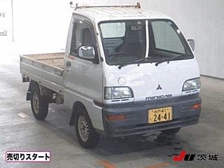 MITSUBISHI MINICAB   с аукциона в Японии
