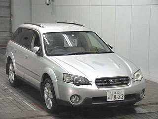 SUBARU OUTBACK 4WD 3.0R  с аукциона в Японии