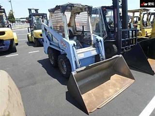 TCM BOBCAT  с аукциона в Японии