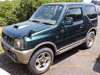 SUZUKI JIMNY 4WD с аукциона в Японии