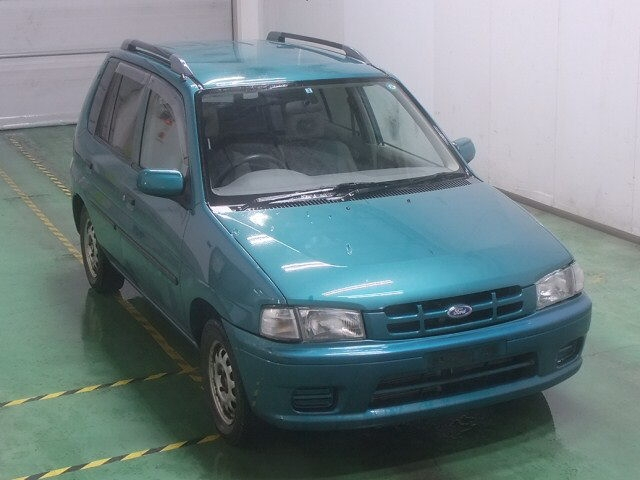 Buy used FORD FESTIVA MINI WAGON at Japanese auctions
