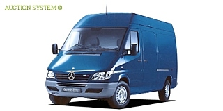 MERCEDES BENZ TRANSPORTER T1N