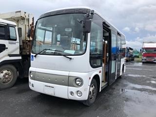HINO BUS バス с аукциона в Японии