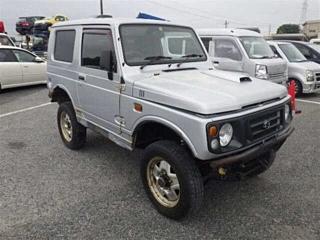 SUZUKI JIMNY 4WD ランドベンチャ с аукциона в Японии