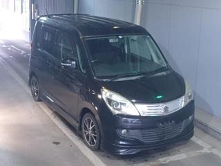 SUZUKI SOLIO 4WD S с аукциона в Японии