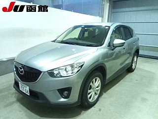 MAZDA CX-5 4WD XD с аукциона в Японии