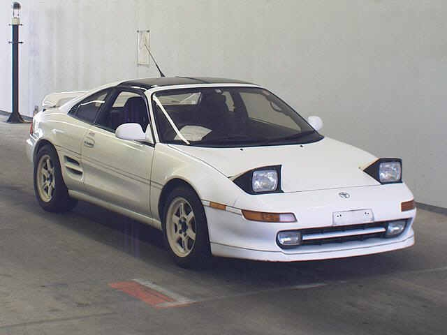 Buy used TOYOTA MR2 at Japanese auctions
