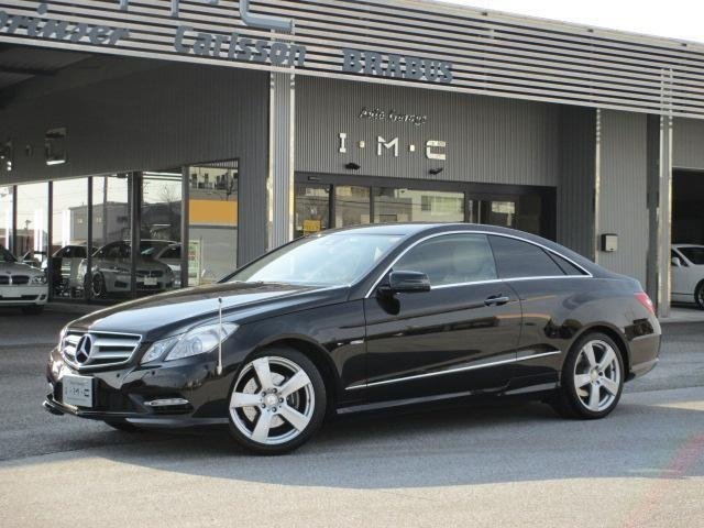 Buy used MERCEDES BENZ E CLASS at Japanese auctions