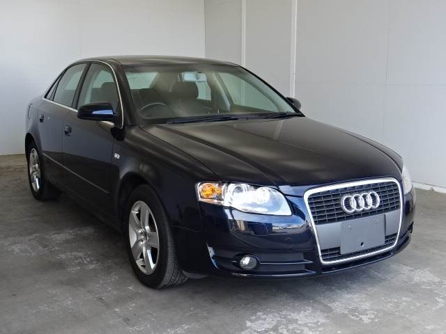 Buy used AUDI A4 at Japanese auctions