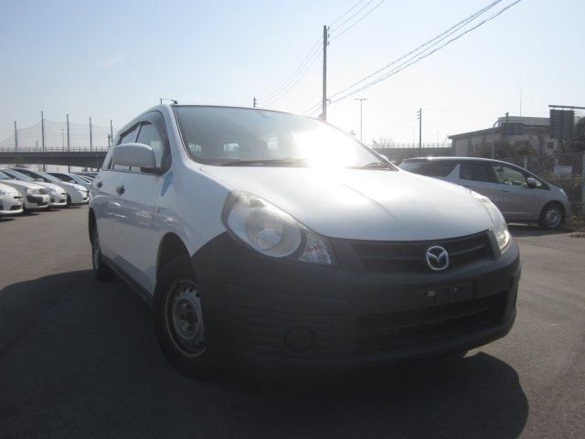 Buy used MAZDA FAMILIA VAN at Japanese auctions